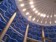 模范曼谷兰花天堂模范大厅2014年 免版税库存照片