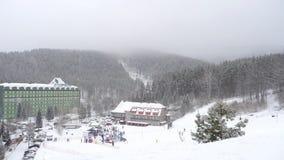 横向多雪的冬天 股票录像