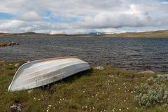横向挪威 图库摄影