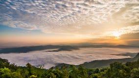横向泰国 库存图片