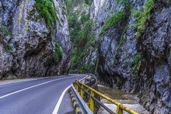 横向罗马尼亚 库存图片