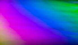 横幅上色曲线例证滤网没有彩虹向量空白 免版税库存图片