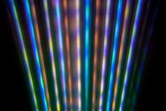 横幅上色曲线例证滤网没有彩虹向量空白 免版税库存照片