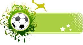 横幅橄榄球向量 向量例证