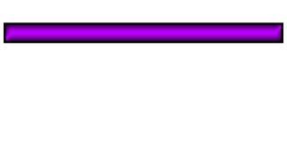 横幅紫色 免版税库存照片