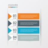 横幅设计集合橙色,蓝色,灰色颜色 向量例证