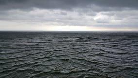 横跨海湾 库存照片
