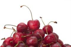 樱桃堆 库存照片