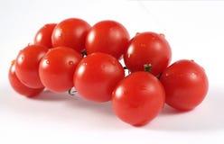 樱桃新鲜的蕃茄 库存照片