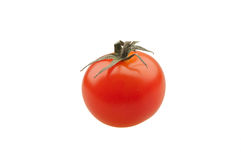 樱桃查出蕃茄 库存照片