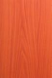 樱桃谷物纹理木头 免版税库存图片