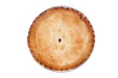 樱桃饼 免版税库存图片