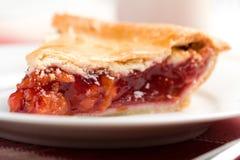 樱桃饼 库存照片
