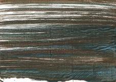 黑橄榄摘要水彩背景 库存照片