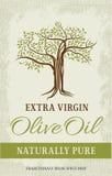 橄榄树葡萄酒标签 10个背景设计eps技术向量 免版税库存照片