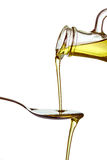 橄榄油 免版税库存图片