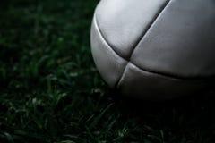 橄榄球球 库存图片