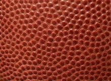 橄榄球皮革 库存照片