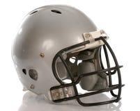 橄榄球盔 免版税图库摄影