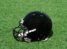 橄榄球盔 免版税库存照片