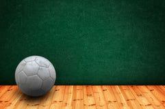 橄榄球选件类 免版税图库摄影