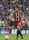 橄榄球:冠军同盟决赛2010年 免版税库存照片