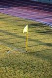橄榄球 图库摄影
