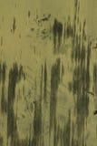 橄榄绿难看的东西葡萄酒金属纹理背景 免版税库存图片