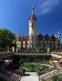 橘园城堡Schwerin (德国) 02 免版税图库摄影