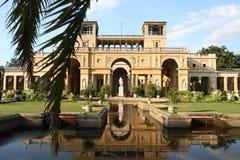 橘园宫殿在波茨坦 免版税库存照片