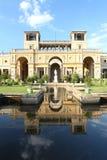 橘园宫殿在波茨坦 免版税图库摄影