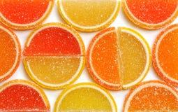 橘子果酱 免版税库存照片