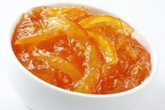 橘子果酱 库存图片