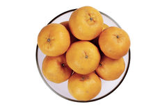 橘子 免版税库存照片