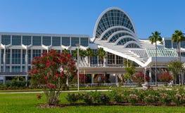 橘郡会议中心(OCCC), Oralando FL美国 库存照片