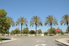 橘郡,加州 库存照片