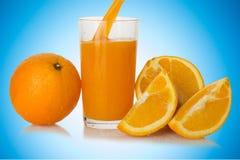 橙汁用桔子 图库摄影