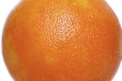 橙皮热心纹理  免版税库存图片