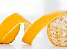 橙皮 免版税图库摄影