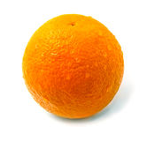 橙色全部 免版税图库摄影