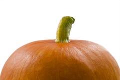 橙色南瓜 免版税库存照片