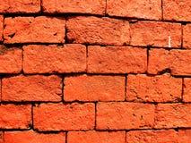 橙色块 库存照片