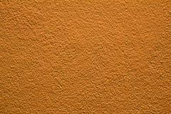橙色墙壁纹理背景样式 库存图片