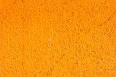 橙色墙壁 免版税库存照片