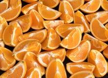 橙色微风 免版税库存图片