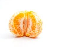 橙色普通话或蜜桔果子 库存图片