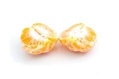 橙色普通话或蜜桔果子 库存照片