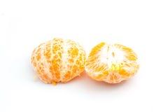 橙色普通话或蜜桔果子 图库摄影