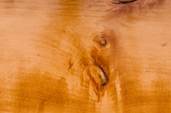 橙色木条地板木头纹理的硬木零件 免版税库存照片