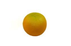 橙色果子玩具 库存照片